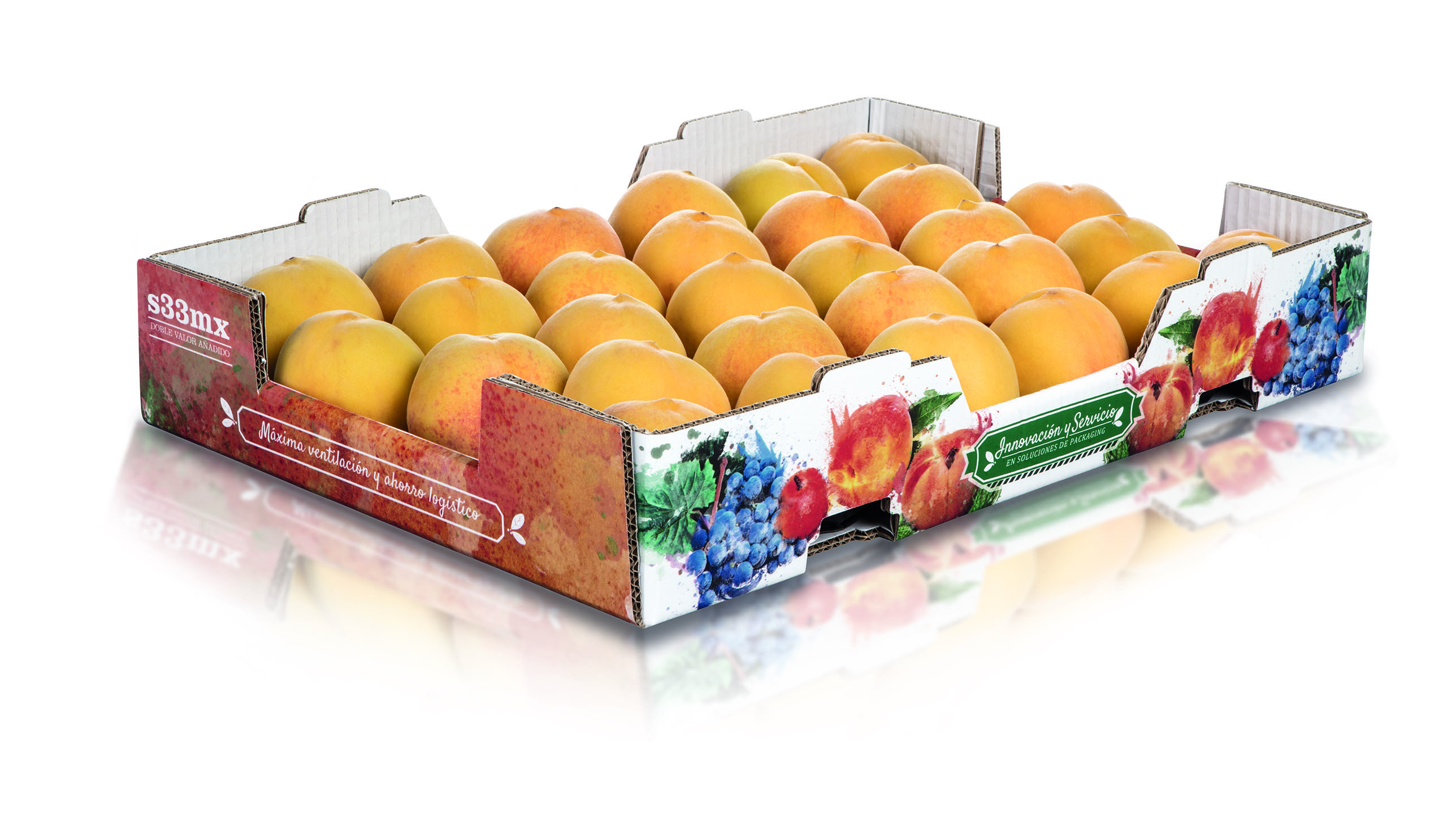 Packaging fruta Hinojosa